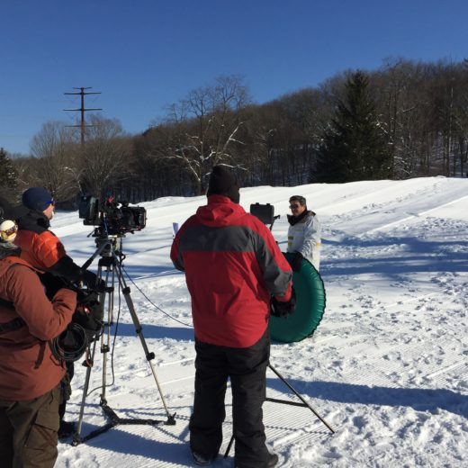 Pocono Mountain Magazine digital video production by Take One Productions