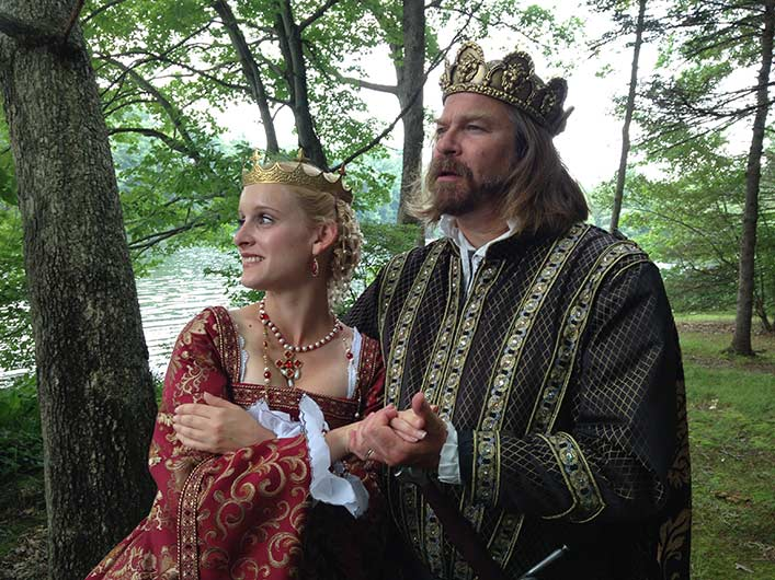 PA Ren Faire digital video production by Take One Productions