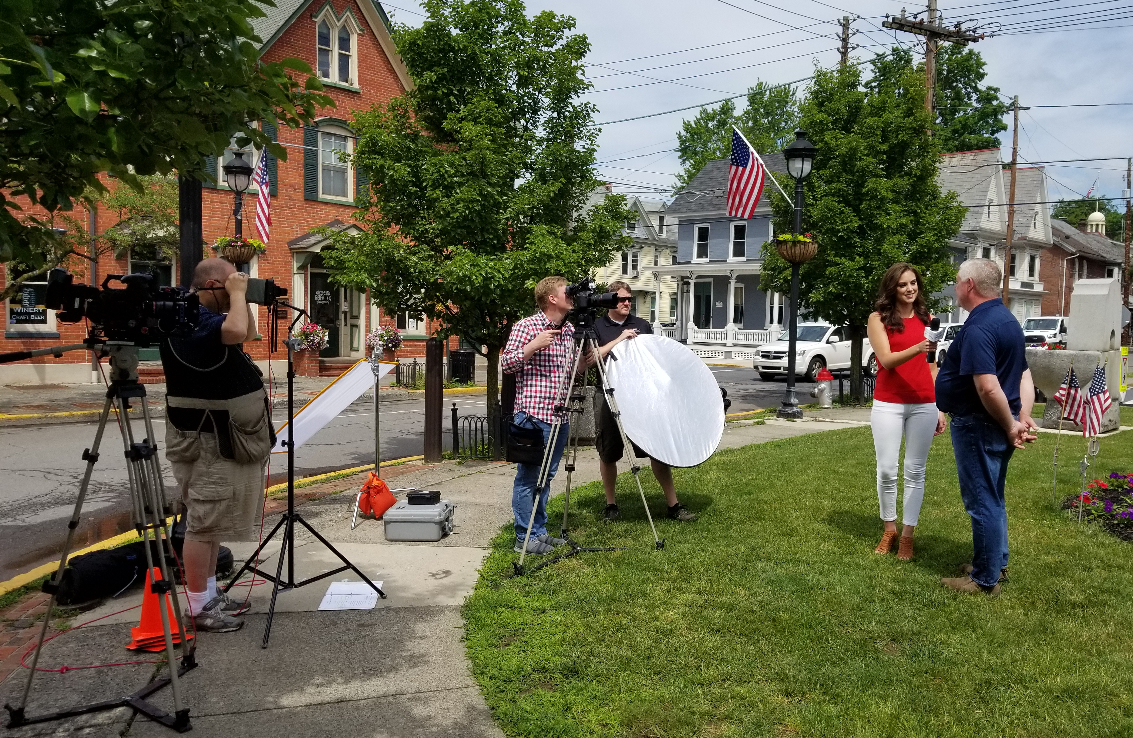 Location Production , Stroudsburg PA,