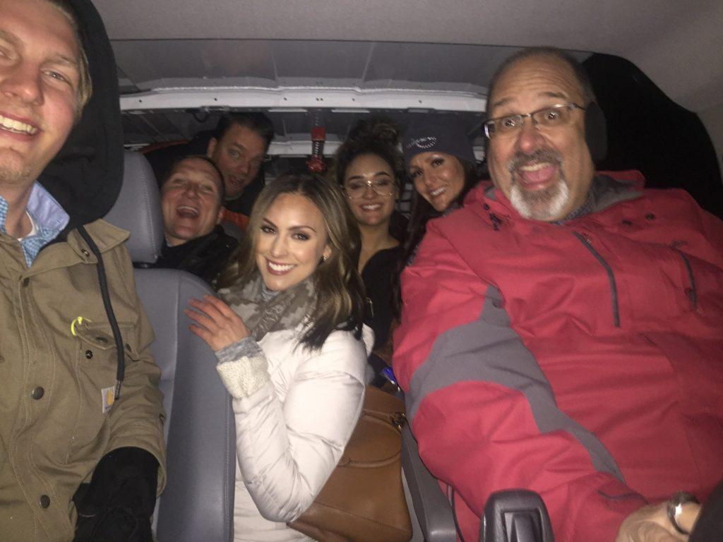 CamelBack Mountain, TOP crew, selfie,