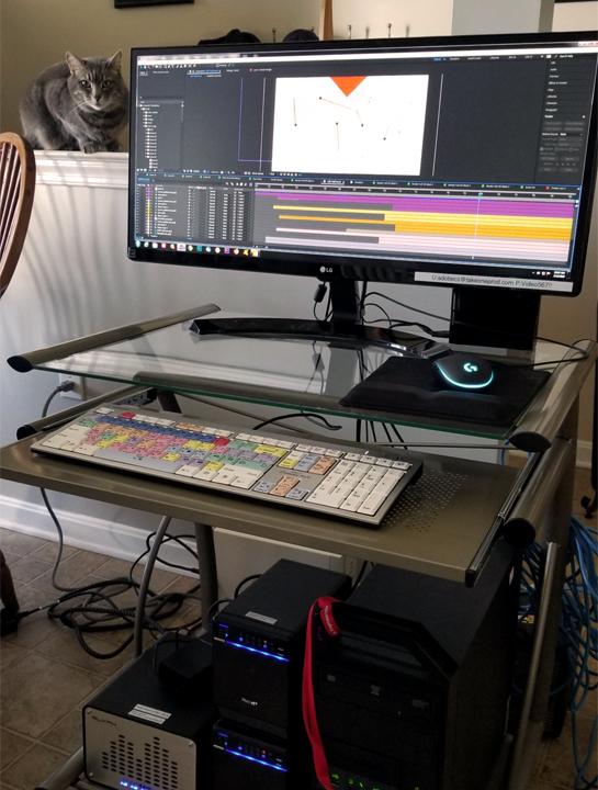 Temporary Adobe Edit suite