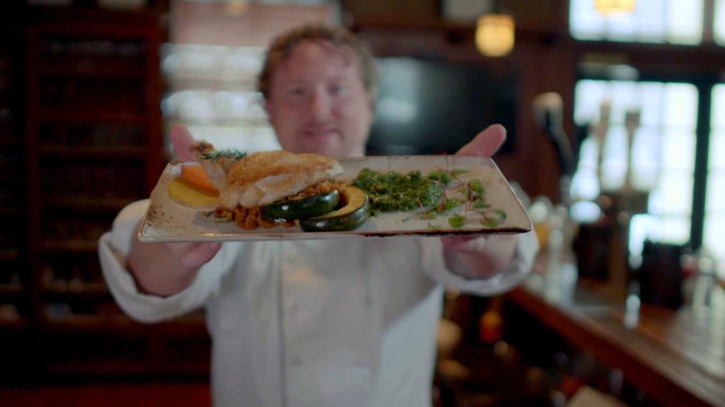 Rack to Chef Ed